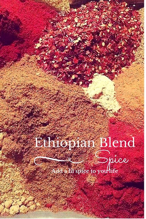 Ethiopian Blend Spice