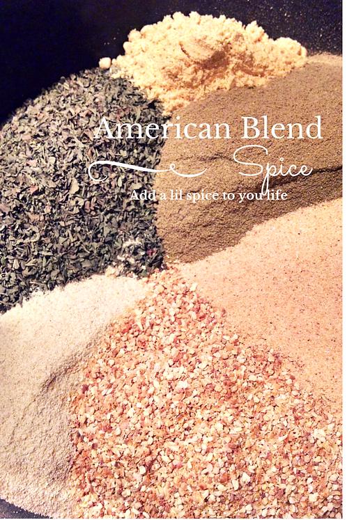 American Blend Spice