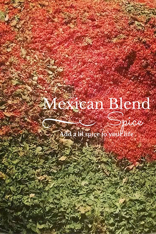 Mexican Blend Spice