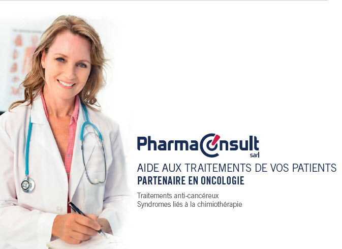 PharmaConsult Partenaire Oncologie