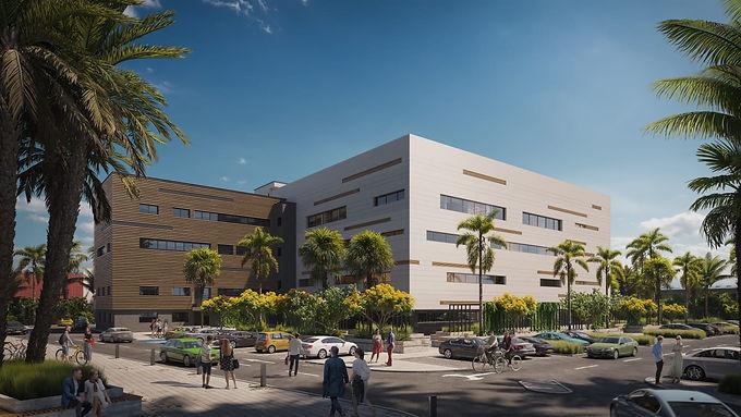 R&D Center Ceremonial Building Block