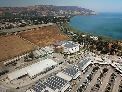 A Tech Hub on the Banks of the Sea of Galilee Announces Agritech Venture Fund