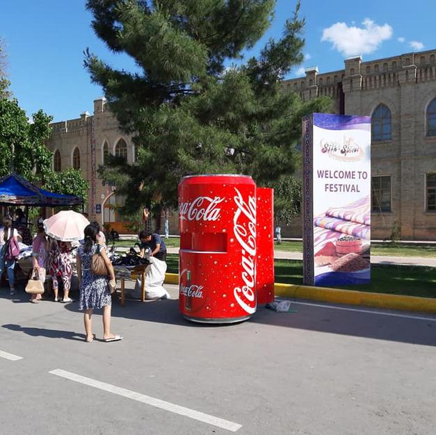 Bukhara, 2019
