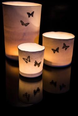 recipients per a espelmes