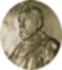 D Thornley Stoker JSM Carre Bronze relie