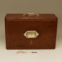 Murray Hornibrook- Despatch Box exterior