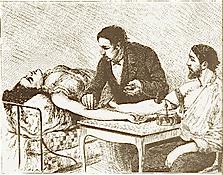 E William Thornley Stoker-transfusion-Br