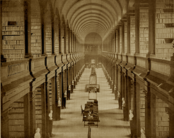 The-Library-Trinity-College-Dublin-Bram-