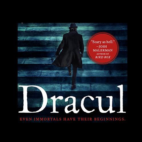 Dracul (Trade-Paperback) by  Dacre Stoker & J.D. Barker