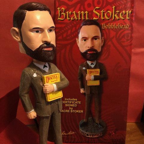 Bram Stoker Bobblehead