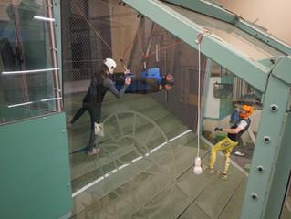 LTBJ Indoor Wingsuit Flying Camp