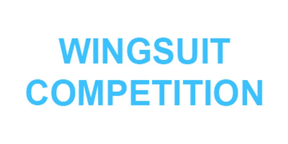 2nd Acrobatic Indoor Wingsuit Championship