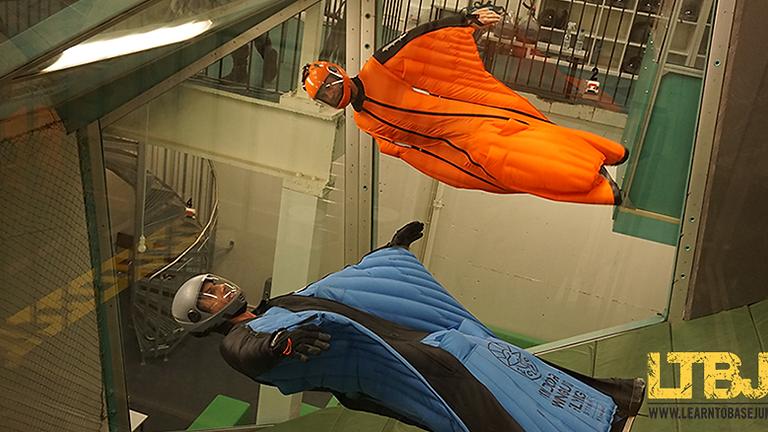 LTBJ Wingsuit Tunnel Camp, Sweden