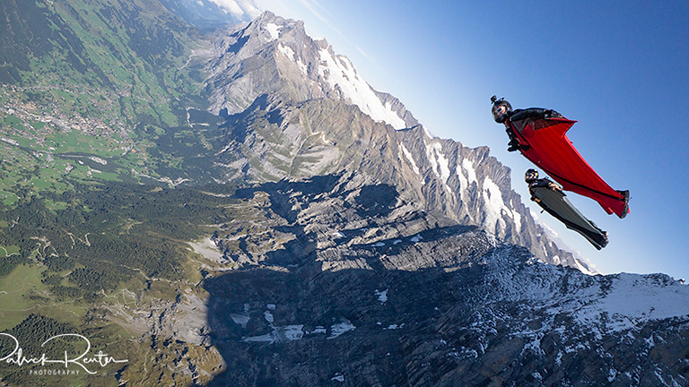 Eiger Wingsuit Days 08.2019 (2nd Edition)