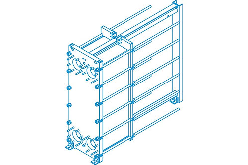 Plate & Frame Heat Exchangers