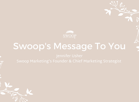 Swoop's Message To You