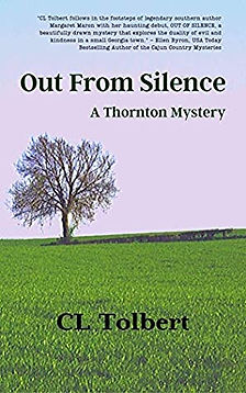 Out From Silence Book Cover CL Tolbert