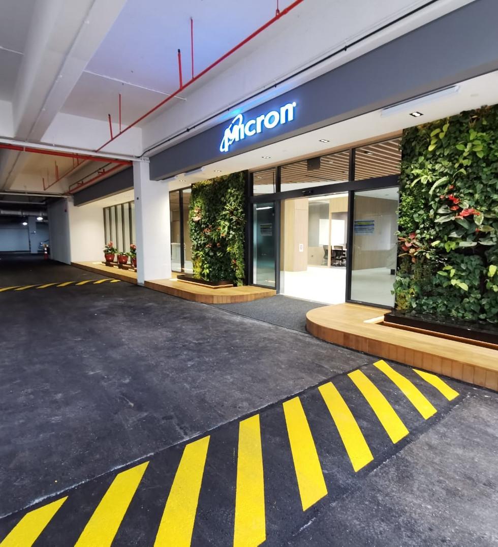 Micron Semiconductor Asia