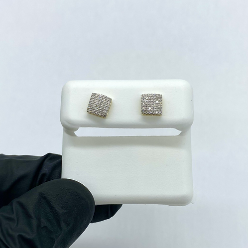 Diamond Earrings 0.15ctw