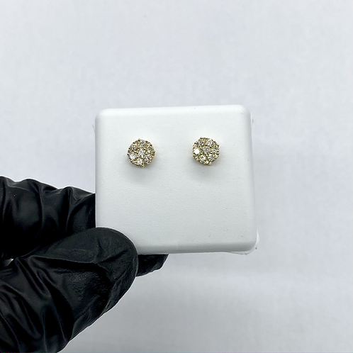 Diamond Earrings 0.50ctw 14KT