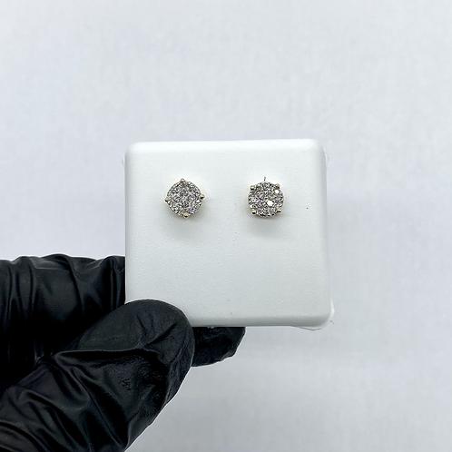 Diamond Earrings 0.28ctw