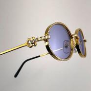 CUSTOM VINTAGE DIAMOND CARTIER FRAMES