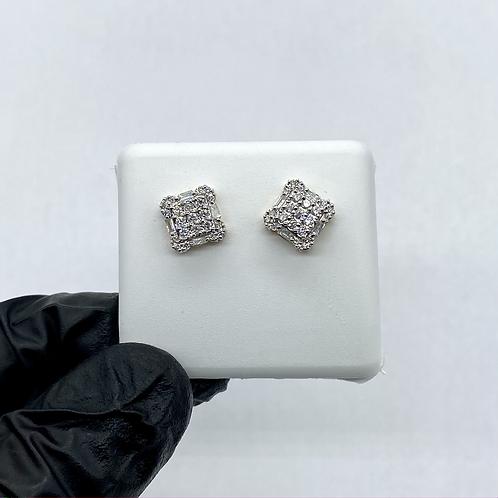 Diamond Earrings 0.50ctw