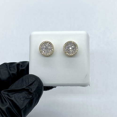 Diamond Earrings 0.57ctw