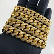 CUSTOM DIAMOND CUBANS