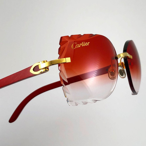 CUSTOM CARTIER FRAMES