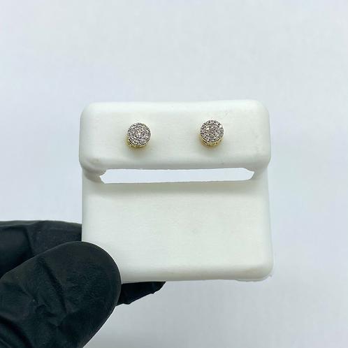 Diamond Earrings 0.08ctw