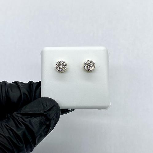 Diamond Earrings 0.45ctw