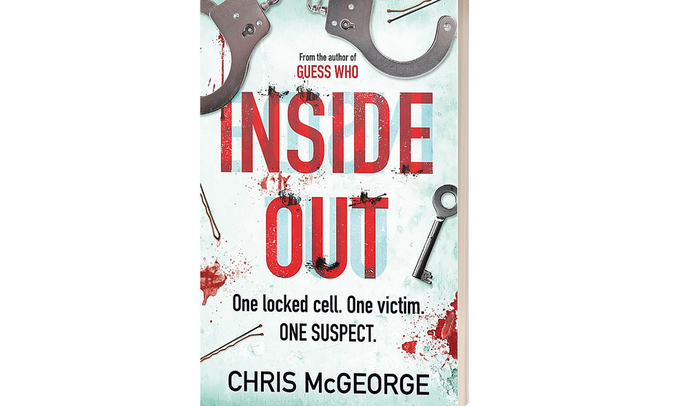 INSIDE OUT by Chris McGeorge