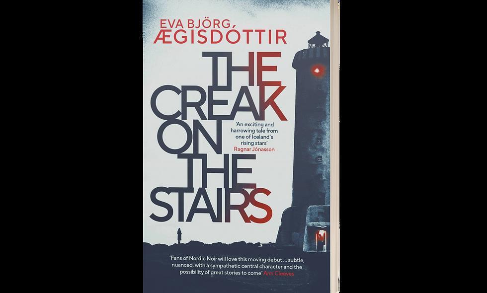 Creak on the Stairs by Eva Björg Ægisdottir
