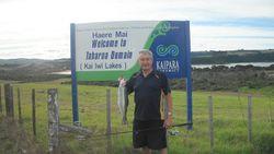 Waikato Streams trip