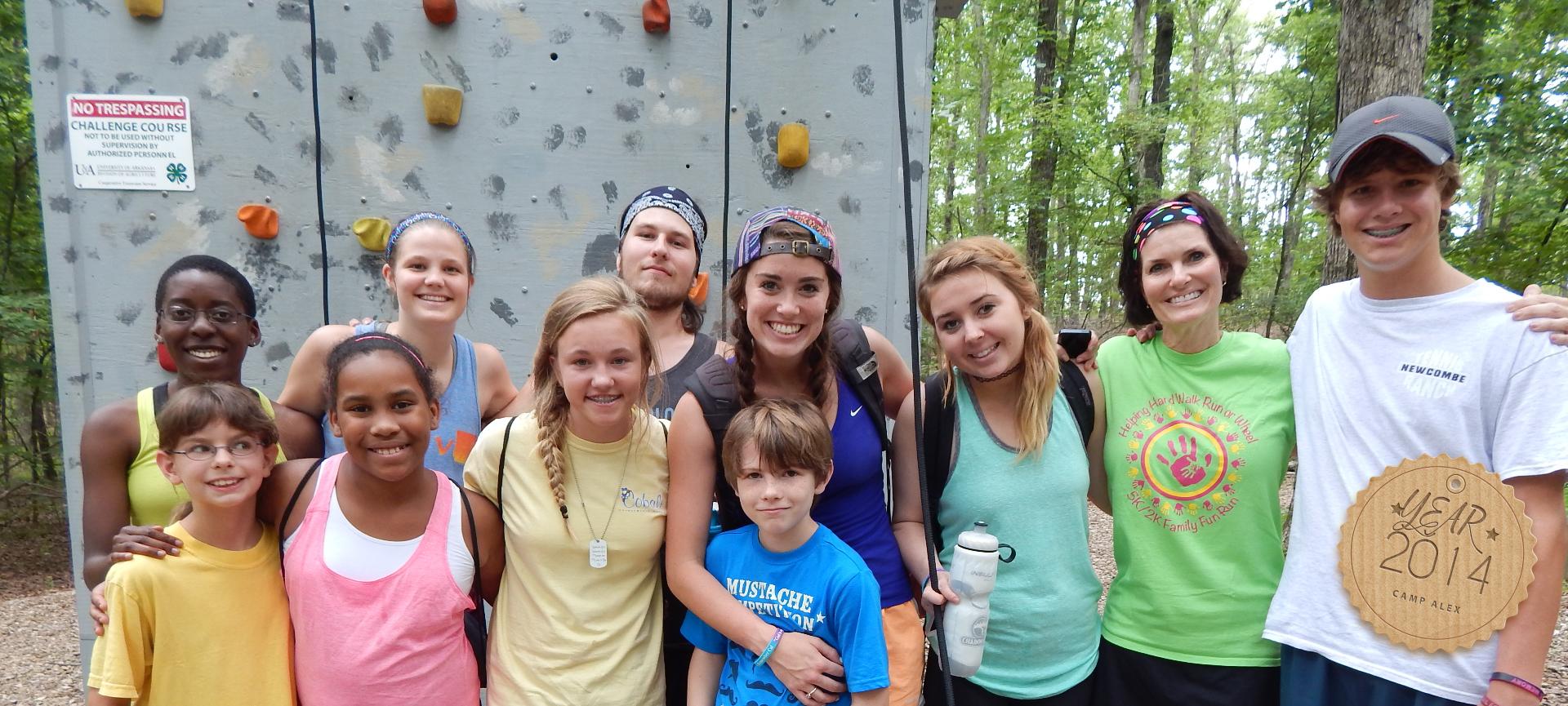 Camp Alex 2014