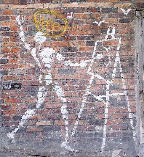 Grafitti Art Paris