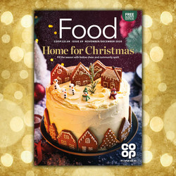 CO-OP Food Magazine Dec cover 2020