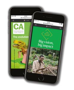 June 2020 ICAS Magazine Mobile edition