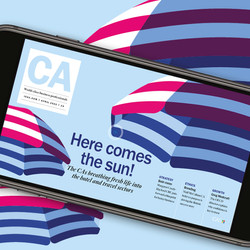 April 2021 mobile edition of ICAS MAgazine