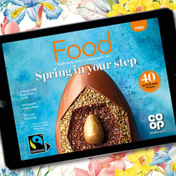 CO-OP Food Magazine Cover