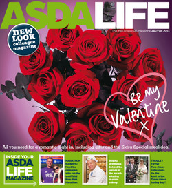 AsdaLife Valentine cover
