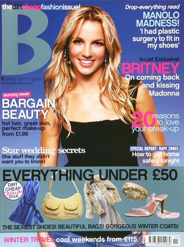 B Nov Cover