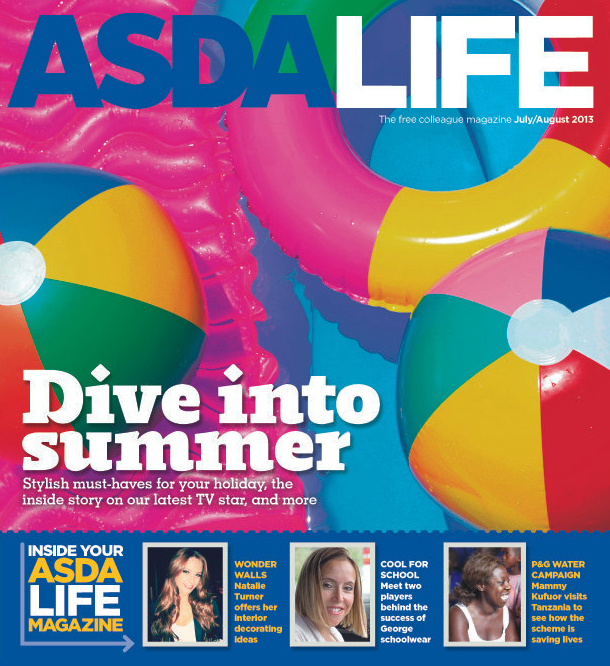AsdaLife Summer cover