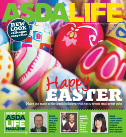 AsdaLife Easter cover