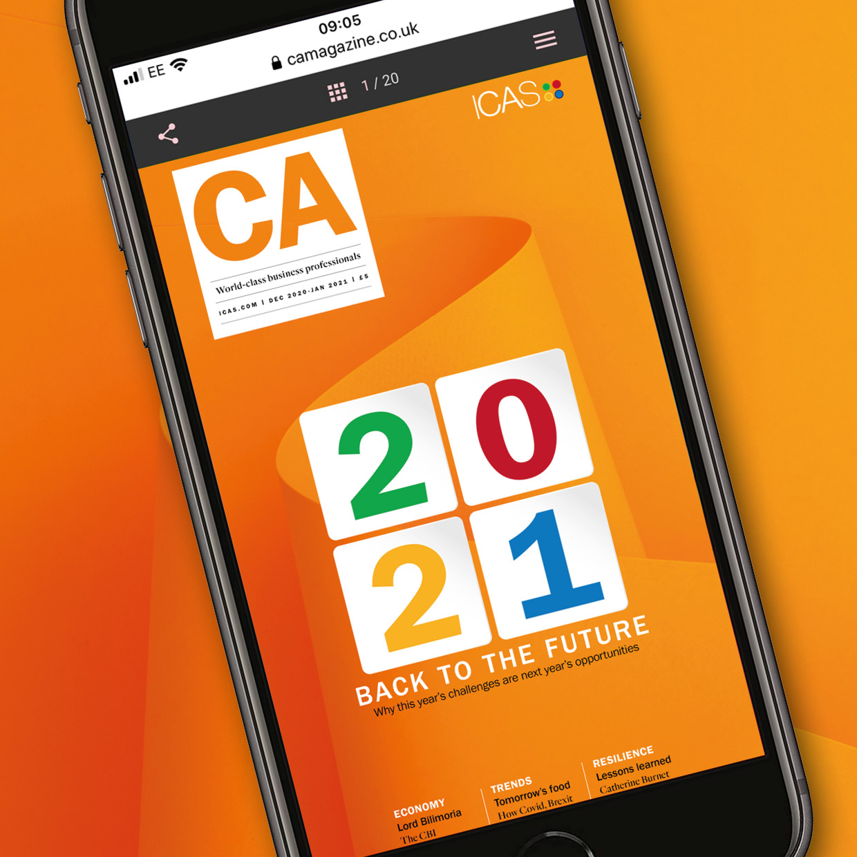 ICAS Dec 2020 cover