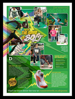 Runners World Promotion