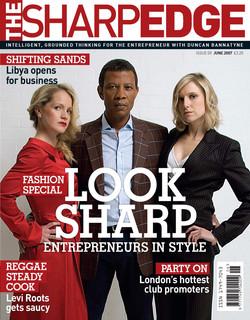 Sharp Edge June Cover