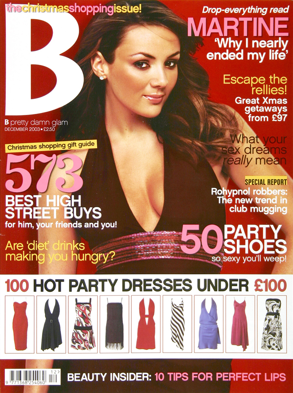 B Dec cover