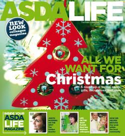 AsdaLife Christmas cover